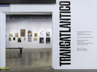 Transatlantico, installation view