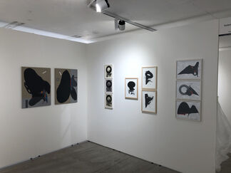 Galerie SOON at SCOPE Basel 2018, installation view