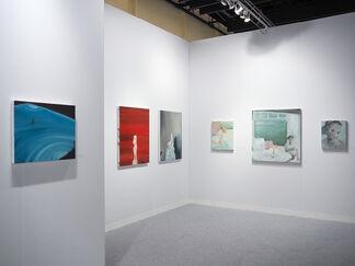 Galerie Thomas Fuchs at VOLTA NY 2017, installation view