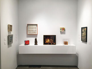Allan Stone Projects at Expo Chicago 2015, installation view