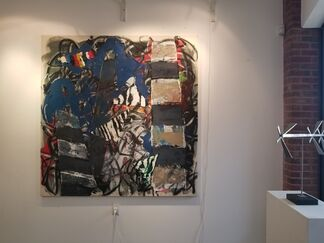 Exploring Abstraction, installation view