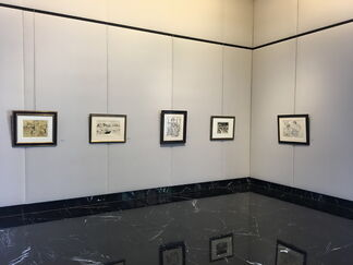 Ernst Ludwig Kirchner - Expressionism on Paper, installation view