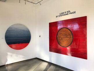 Luna's Sol, installation view