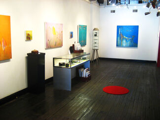 The Way and The Wayfarers, installation view