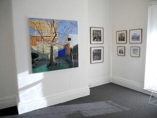 Kristin Headlam - Home Theatre, installation view