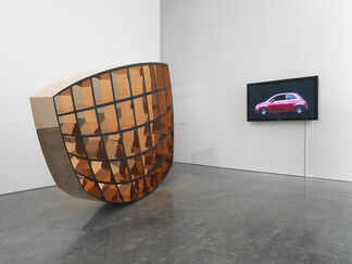 Ron Arad: In Reverse, installation view