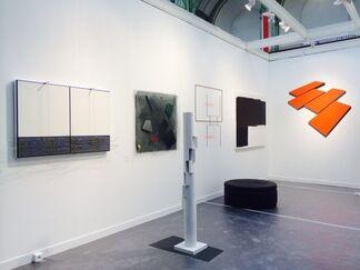 Galeria Raquel Arnaud at FIAC 14, installation view