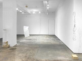 Void Weaves, Bone Scores, installation view