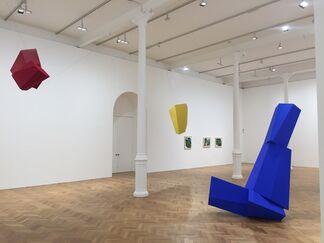 Joel Shapiro, installation view