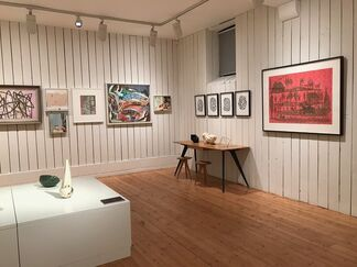 Present Day - Supporting Living Artists, installation view