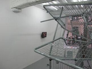 Non, installation view