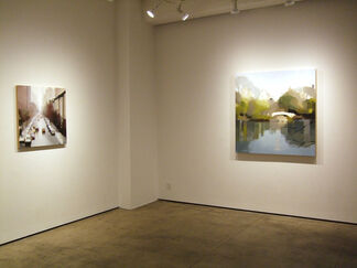 LISA BRESLOW Paintings and Prints, installation view