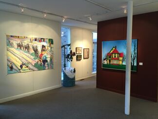 IN THE GALLERY: FEBRUARY 13 - 27, IN TORONTO, installation view