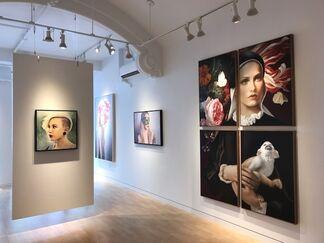 Figurative Explorations, installation view