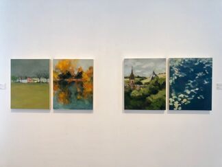 Eri Ishii: Open Book, installation view