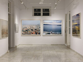 Nikos Markou: TOPOS, installation view