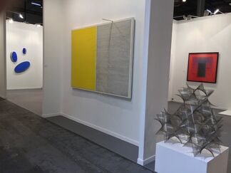 Galerie Denise René at ARCOmadrid 2017, installation view