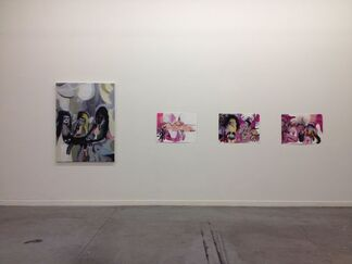 Last Moments, installation view