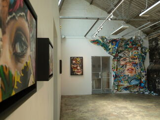 Le Cages; We Can't Be Tamed, installation view