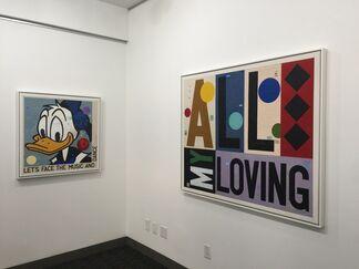 David Spiller: Back In New York, installation view