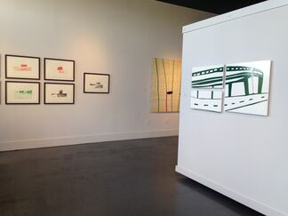 Either or, Or both: Nate Cassie & Ethel Shipton, installation view