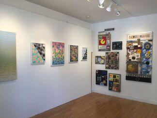 VICTORI+MO CONTEMPORARY at Aqua Art Miami 2015, installation view