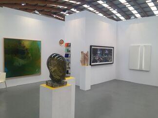 Lucia Mendoza at Art Marbella 2017, installation view