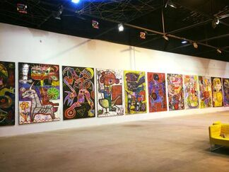 Max Vityk : 2010 - 2016 Retrospective, installation view