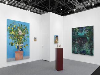Galerie Sébastien Bertrand at artmonte-carlo 2017, installation view
