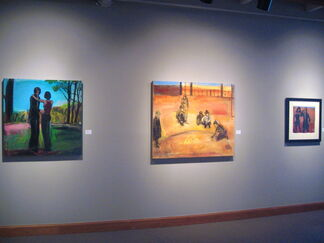 Paintings and Prints, installation view