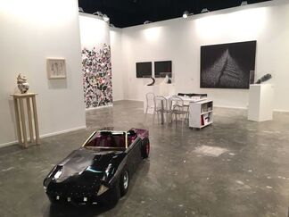 Zilberman Gallery at Art Dubai 2017, installation view