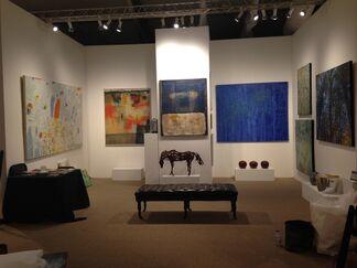 Sorelle Gallery at Art Hamptons, installation view