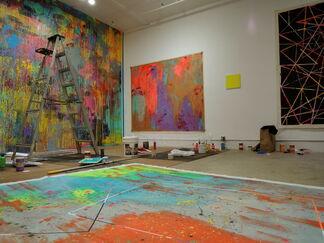 CONSTALLATION III Solo Exhibition by MILJAN SUKNOVIC, installation view