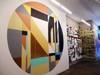 Group Ink, installation view