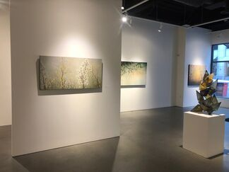 """Ivy Jacobsen """"Nature's Poems"""", installation view"""