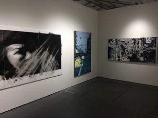 Galerie Alex Schlesinger at SCOPE Basel 2015, installation view