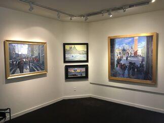Mikael Olson: Solo Exhibition – Venice and Verona, installation view