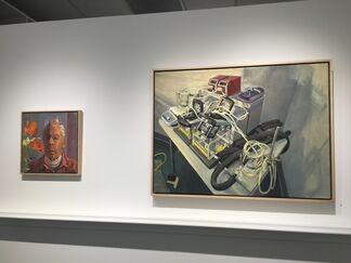 """George Nick """"Joo Joo Eye-ball"""", installation view"""