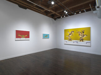 Chris Cosnowski: I Love Humanity This Much, installation view