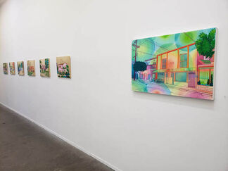Elizabeth Gahan   On Second Thought, installation view