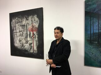 Li D Fong - JOURNEY RECOLLECTIONS -, installation view
