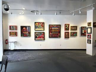 Santa Fe Pop-Up, installation view