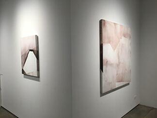 Eric Blum: New Paintings, installation view