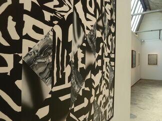 The Typograffic Circle, installation view