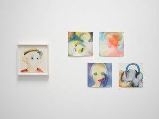 Jamie Romanet: All the Hemispheres, installation view