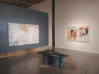 Eva Isaksen | Far and Near, installation view