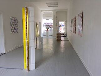 Low Fidelity by Nathaniel Rackowe and Ulrik Weck, installation view