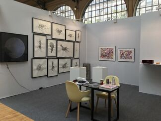 La Patinoire Royale / Galerie Valerie Bach at Drawing Now Paris 2017, installation view