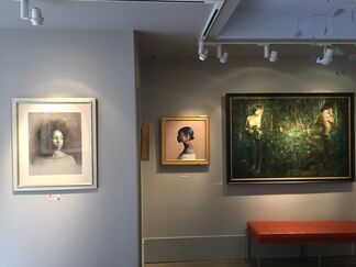 Expanding Tradition: The Journey of the African American Artist, installation view