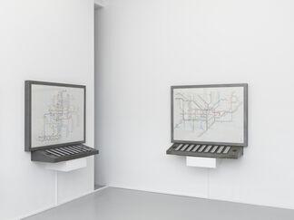 """Bertille Bak : """"Bien arrivés. Temps splendide."""", installation view"""